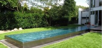 Bazén přímo na svůj pozemek