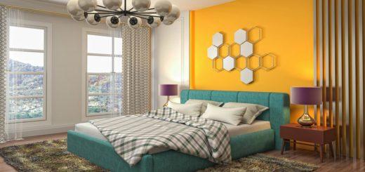 Bedroom Interior Design D Rendered  - tungnguyen0905 / Pixabay