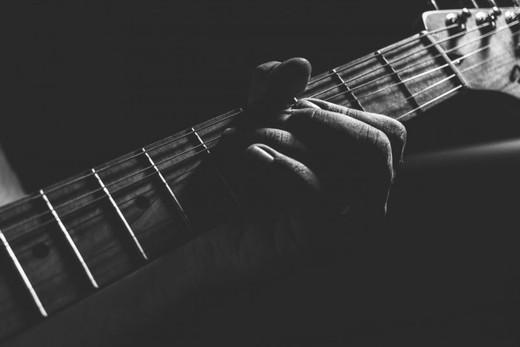 akordy, kytara