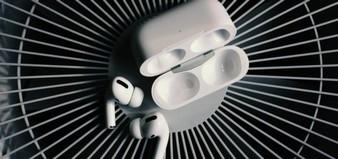 Headphones Airpods Pro White  - lg24lg / Pixabay