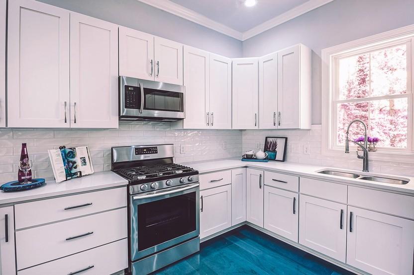 Kitchen House Real Estate Food  - AJS1 / Pixabay