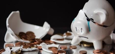 Money Piggy Bank Finance Save  - markus-s / Pixabay