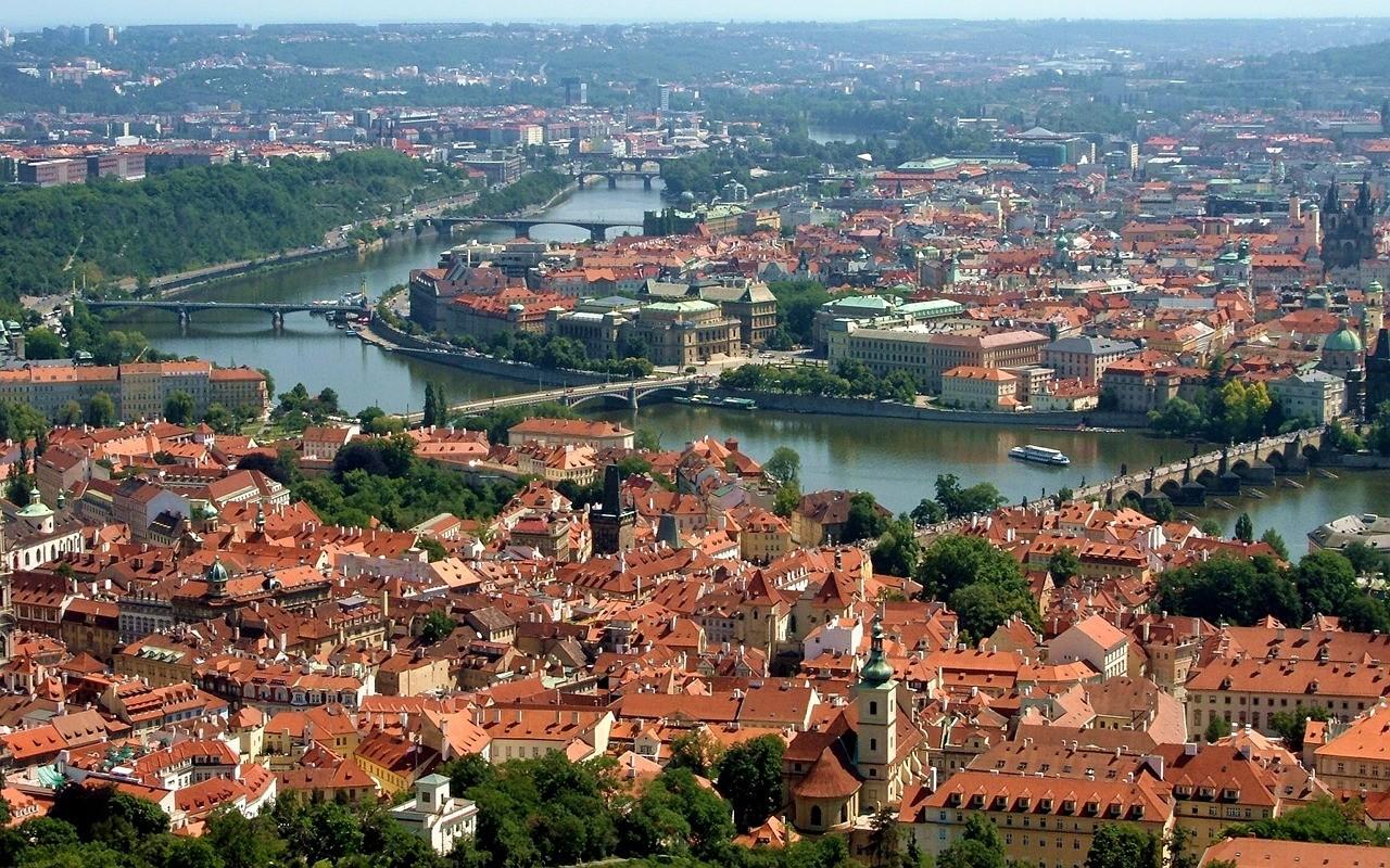 Bydlení v Praze