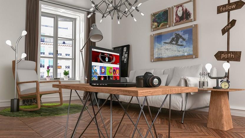 The Living Room Of A Photographer  - Alberto_Fabregas / Pixabay