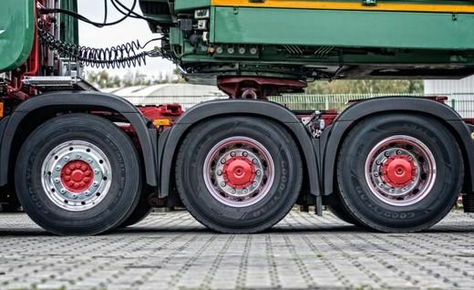 Truck Mature Axis Drive Heavy Duty